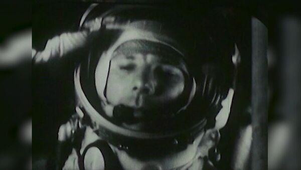 Den kosmonautiky: Oni byli první (VIDEO) - Sputnik Česká republika