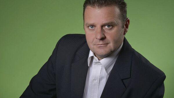 Poslanec parlamentu ČR za KSČM Zdeněk Ondráček  - Sputnik Česká republika