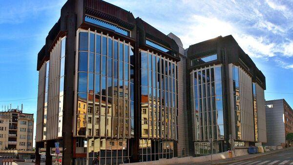 Budova Transgasu V Praze  - Sputnik Česká republika