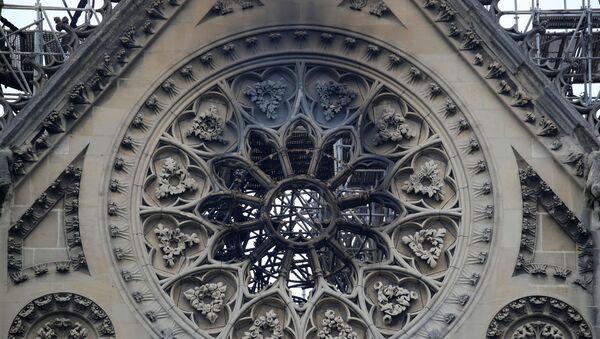 Notre-Dame - Sputnik Česká republika