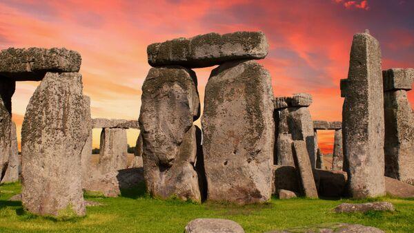 Vědci rozluštili tajemství Stonehenge - Sputnik Česká republika