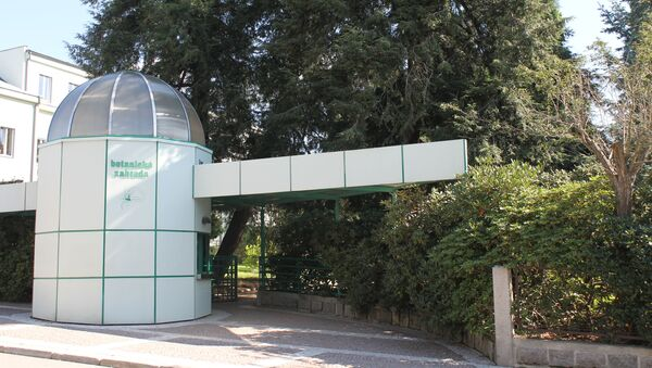 Liberecká botanická záhrada - Sputnik Česká republika