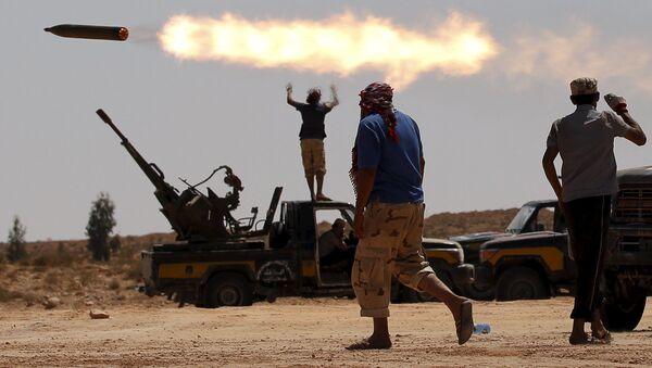 Libye - Sputnik Česká republika