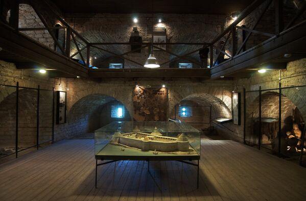 Expozice ve Vratné věži pevnosti - Sputnik Česká republika