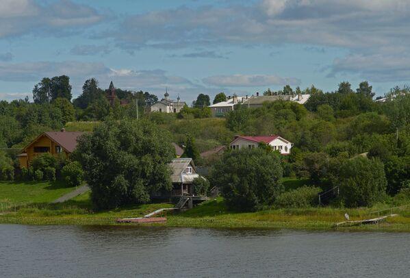 Řeka Volchov - Sputnik Česká republika