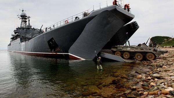 Námořní součinnost 2015 (II) - Sputnik Česká republika