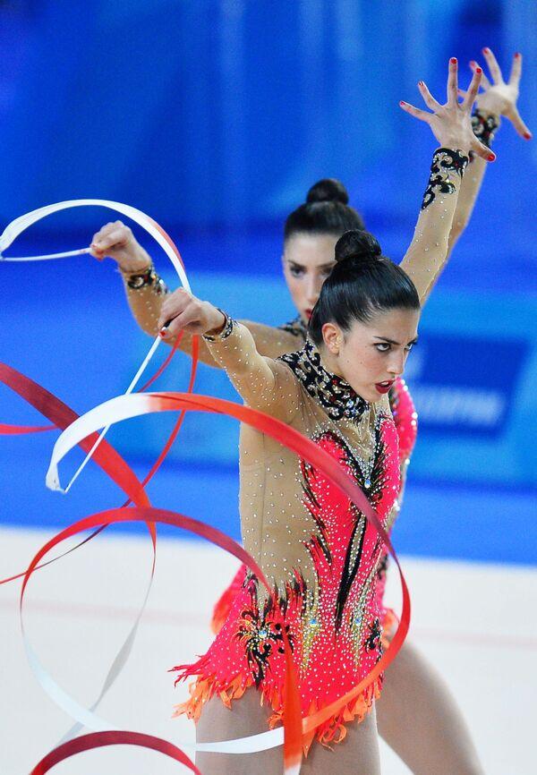 Gymnastky ze Španělska - Sputnik Česká republika