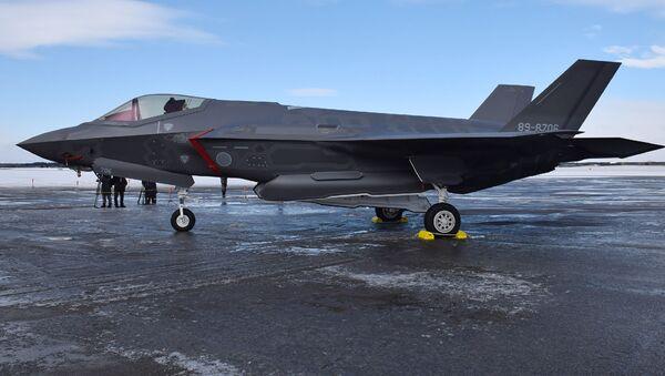 Stíhačka F-35 - Sputnik Česká republika