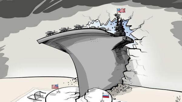 Sto tisíc tun mezinárodní diplomacie - Sputnik Česká republika