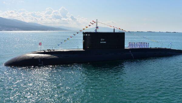 Ruská ponorka Novorossijsk - Sputnik Česká republika