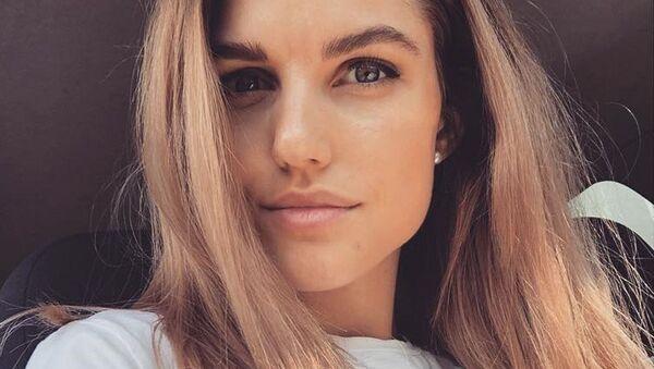 Miss Slovensko 2019  Frederika Kurtulíková  - Sputnik Česká republika