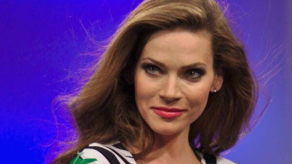 Slovenská modelka Andrea Verešová - Sputnik Česká republika