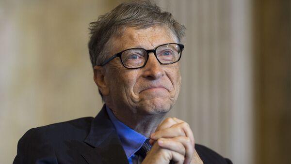 Zakladatel společnosti Microsoft Bill Gates - Sputnik Česká republika