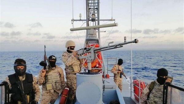Italský hlídkový člun darovaný Libyi - Sputnik Česká republika