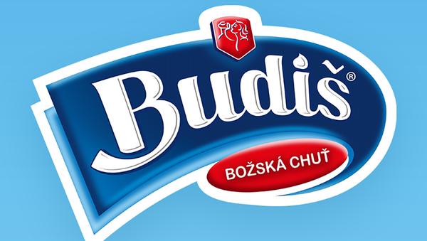 Logo společnosti Budiš - Sputnik Česká republika