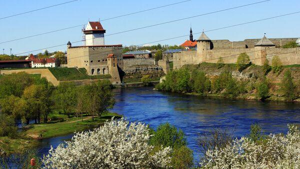 Hranice Estonska a Ruska - Sputnik Česká republika