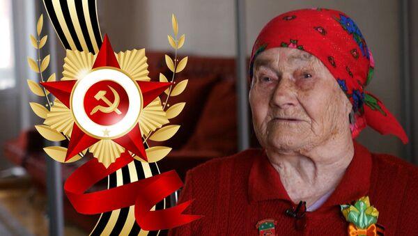 Nepřítele poznala podle zvuku. Příběh ženy, která byla zvědem ve Velké vlastenecké válce - Sputnik Česká republika