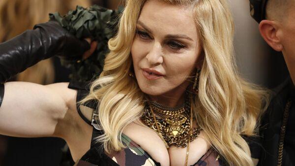 Americká zpěvačka Madonna - Sputnik Česká republika