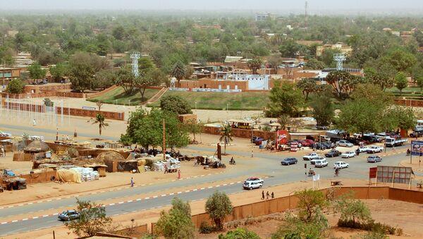 Město Niamey, Niger  - Sputnik Česká republika