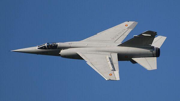 Dassault Mirage F1. Ilustrační foto - Sputnik Česká republika