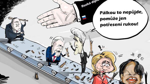 Všechno se mění… kromě Lavrova - Sputnik Česká republika
