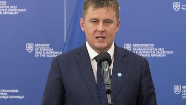 Český ministr zahraničních věcí Tomáš Petříček  - Sputnik Česká republika