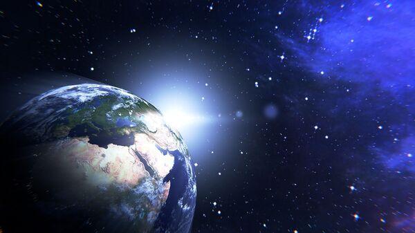 Planeta Země - Sputnik Česká republika