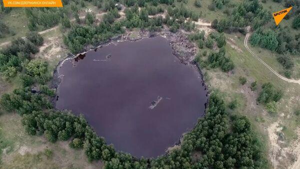 Největší a nejšpinavější vodní nádrže planety jsou likvidovány - Sputnik Česká republika