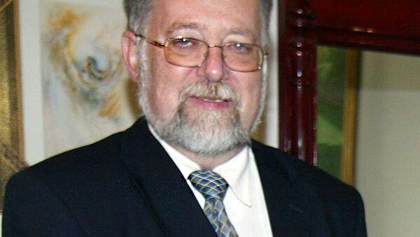 politik Jaroslav Bašta - Sputnik Česká republika