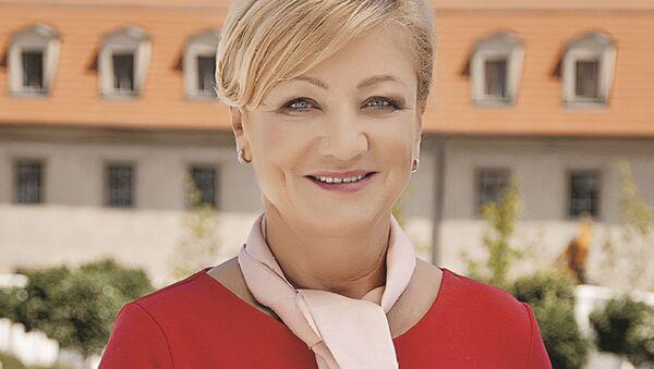 Ministryně kultury Slovenska Ľubica Laššáková - Sputnik Česká republika