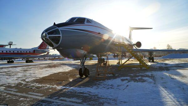 Letadlo Tu-134  - Sputnik Česká republika