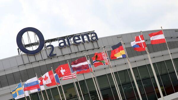 O2 arena v Praze - Sputnik Česká republika